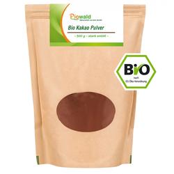 BIO Kakao Pulver stark entölt - 500g