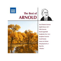 VARIOUS - THE BEST OF ARNOLD (CD)