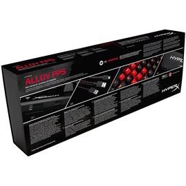 Kingston Alloy FPS Gaming Tastatur MX-Red FR (HX-KB1RD1-FR/A2)