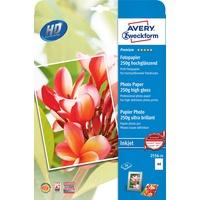 Zweckform Avery Zweckform Premium Photo Paper - 2555 250g Druckerpapier