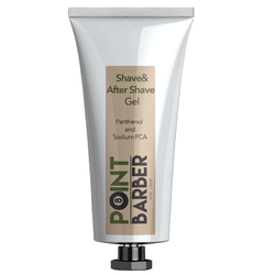 POINT BARBER Shave & After Shave Gel 100 ml