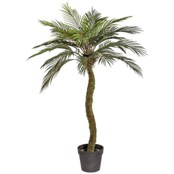 Kunstpalme Sagopalme Palme, Creativ green, Höhe 120 cm, im Kunststofftopf