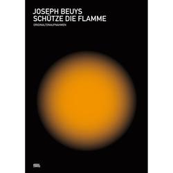 Schütze die Flamme als Hörbuch Download von Joseph Beuys