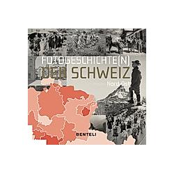 Fotogeschichte(n) der Schweiz  Nord-Ost - Buch