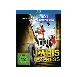 Paris Express Blu-ray