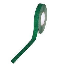 Antirutschband - feinkorn, 25 mm x 18,3 m, grün