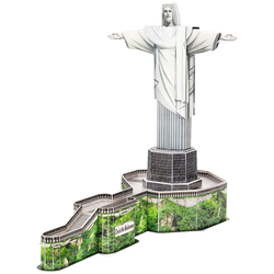"3D-Puzzle ""Cristo Redentor"" in Rio de Janeiro, 22 Puzzle-Teile"