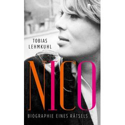 Nico als Buch von Tobias Lehmkuhl