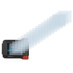 Savvies Schutzfolie für Swissphone s.Quad Atex, (18 Stück), Folie Schutzfolie klar