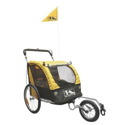3 in 1 Kinder-, Gepäck- und Jogging Fahrradanhänger/-wagen 20