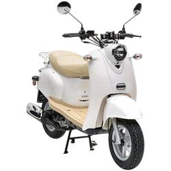 Nova Motors Motorroller Retro Star, 49 ccm, 45 km/h natur