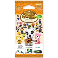 Nintendo amiibo Karten - Animal Crossing: Happy Home Designer (3er Pack) Vol. 2