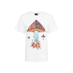HUF T-Shirt DOOMSDAY (1-tlg) L