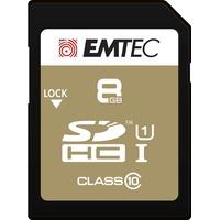Emtec SDHC Gold+ 8GB Class 10