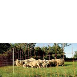 Euronetz Schafnetz 50m Schafzaun Doppelspitze 106cm Höhe
