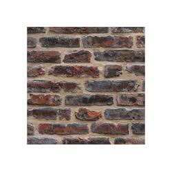 Vliestapete Bricks