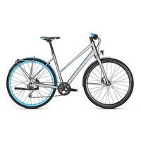 Univega Geo Light Nine (2019) 28 Zoll RH 50 cm Damen steelgrey matt