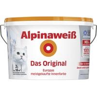 Alpina Alpinaweiß Das Original 2 l matt