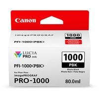 Canon PFI-1000PBK photo schwarz