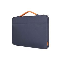Inateck Laptoptasche Laptoptasche 14 Zoll für die meisten 14 Zoll Laptops und 15 Zoll MacBook Pro 2016-2019 blau 38 cm x 27 cm x 4 cm