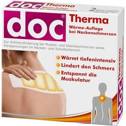 doc Therma Wärme-Auflage Nackenschmerzen