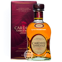 Cardhu Amber Rock - Single Malt Scotch Whisky