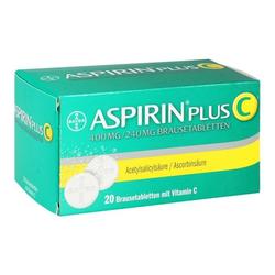 ASPIRIN PLUS C