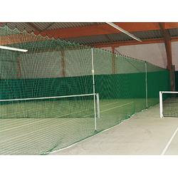 Tennisplatz Trennnetz STANDARD, Weiß, 40 x 2,5 m