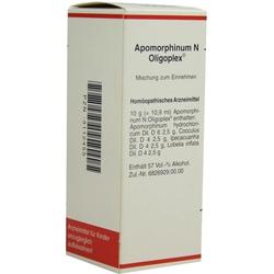 Apomorphinum N Oligoplex
