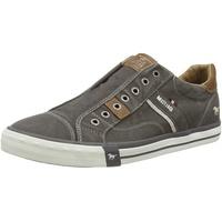 MUSTANG MUSTANG, Slip-On-Sneaker in dunkelgrau, Sneaker, für Herren 4072-403-20 Slip On 41 EU