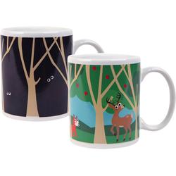 Kikkerland Tasse Verwandelbare Tasse