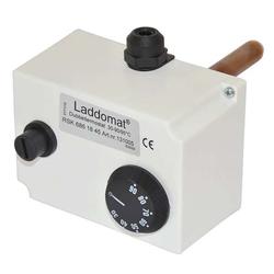 Doppelthermostat mit Tauchrohr R15 - Laddomat