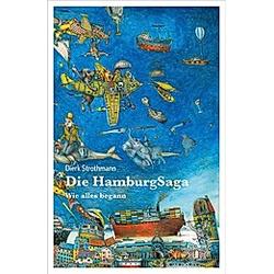 Die HamburgSaga. Dierk Strothmann  - Buch