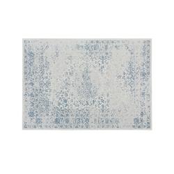 Basispreis* Kurzflorteppich  Origins ¦ blau ¦ 80% Baumwolle, 20% Wolle, Baumwolle, Wolle ¦ Maße (cm): B: 85
