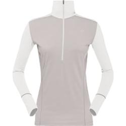 Norrona - Wool Zip Neck W's Pure Cashmere - Unterwäsche - Größe: M