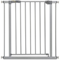 HAUCK Türschutzgitter Stop N Safe 2 75-80 cm silver