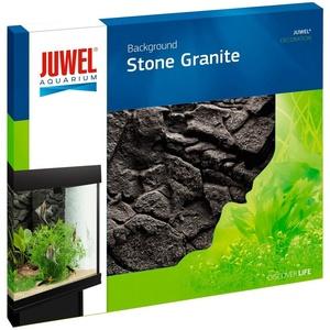 JUWEL AQUARIEN Aquarienrückwand Stone Granit, BxH: 55x60 cm grau