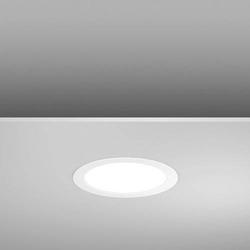 RZB Toledo Flat LED/18W-3000K D2 901453.002 LED-Einbaupanel Weiß