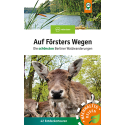 Auf Försters Wegen als Buch von Thorsten Wiehle