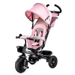 Kinderkraft 6 in 1 Dreirad Aveo, pink