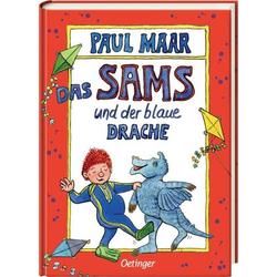 Maar, Das Sams und der blaue Drache
