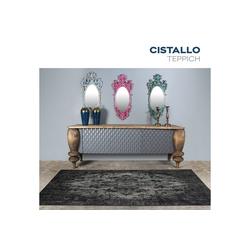 Teppich Cristallo, HOME DELUXE, rechteckig, Höhe 5 mm 200 cm x 300 cm x 5 mm