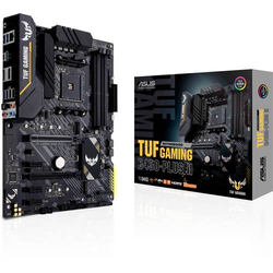 Asus TUF GAMING B450-PLUS II Mainboard Sockel AMD AM4 Formfaktor ATX Mainboard-Chipsatz AMD® B450