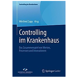 Controlling im Krankenhaus - Buch