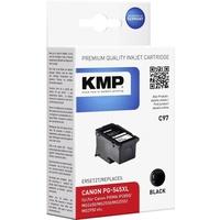 KMP C97 kompatibel zu PG-545XL schwarz