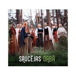 Saucejas - Daba (CD)