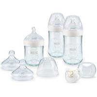 NUK Anti-Kolik-Weithals-Glasflaschen-Set klein