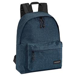 PEDEA Rucksack Daypack für Damen & Herren mit 13,3 Zoll (33,8 cm) Laptop Fach, 24l, blau