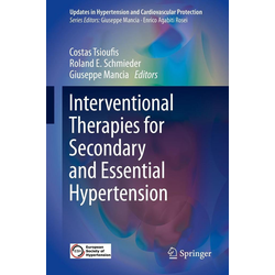 Interventional Therapies for Secondary and Essential Hypertension: eBook von