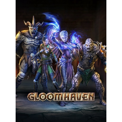Gloomhaven - Steam - Key GLOBAL